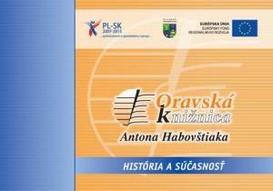 Oravská knižnica - história a súčasnosť