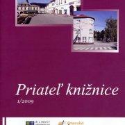 Priateľ knižnice 01/2009