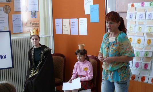 Kráľ detských čitateľov 2007