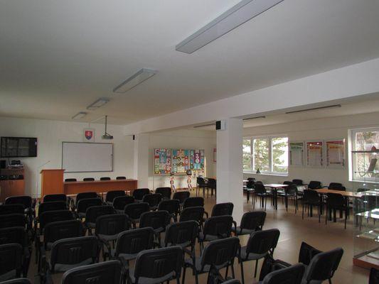 Spoločenská miestnosť