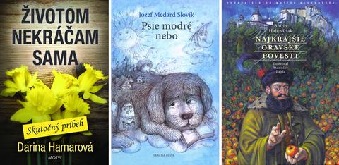 Víťazné knihy v kategórii beletria