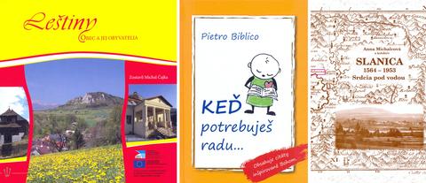 Víťazné knihy v kategórii odborná literatúra