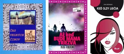 Víťazné knihy za rok 2013 - beletria