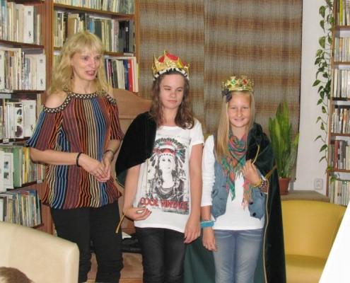Kráľ čitateľov 2011