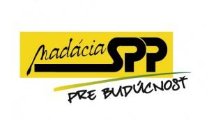 Logo Nadácie SPP