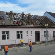 Asanácia budovy z 19. storočia