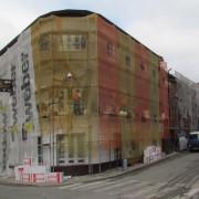 Zateplenie hlavnej budovy