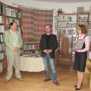 Vyhodnotenie súťaže Kniha Oravy 2011