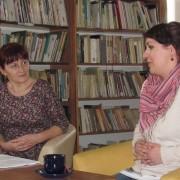 Stretnutie s Enjou Rúčkovou