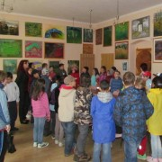 Návšteva galérie v Zázrivej