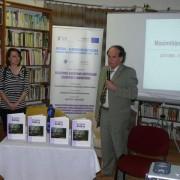 Prezentácia knihy Petra Hubu Maximilián RAČKAY