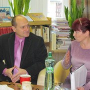 Stretnutie s Milanom I. Chovanom