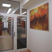 Interiér novej budovy