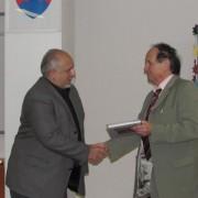 Udeľovanie ocenenia Priateľ knižnice