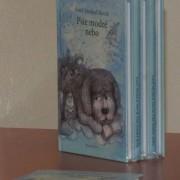 Kniha Psie modré nebo
