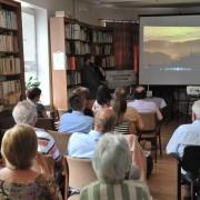 Prezentácia e-knihy Transhraničný prienik