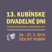 13. Kubínske divadelné dni