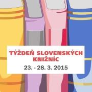Týždeň slovenských knižníc 2015