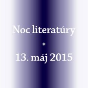 Noc literatúry 2015