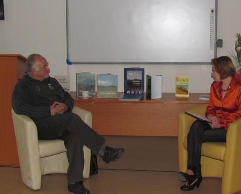 Stretnutie s Milanom Miklášom