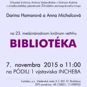 Bibliotéka 2015