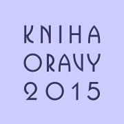Kniha Oravy 2015