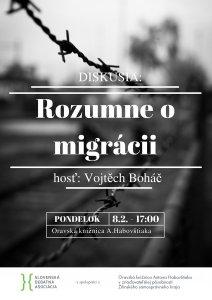 Rozumne o migrácii