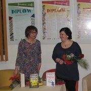 Stretnutie s Evou Dedinskou a Darinou Hamarovou