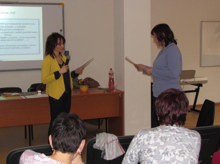 Prednáška o riešení konfliktov