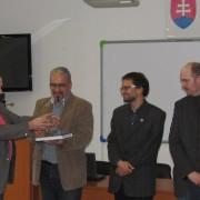 Prezentácia knihy Matej Bel: Oravská stolica