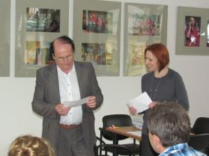 Vyhodnotenie súťaže Kniha Oravy 2015