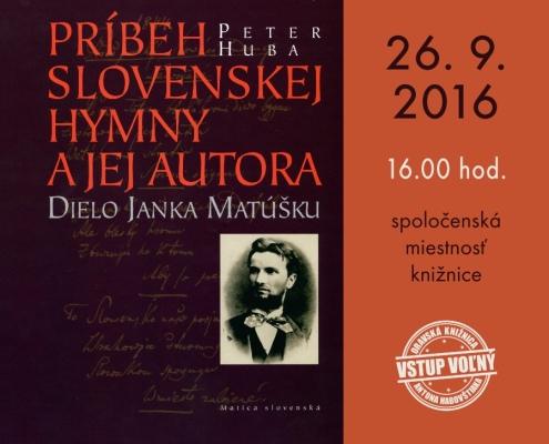 Príbeh slovenskej hymny a jej autora