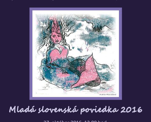 Mladá slovenská poviedka 2016