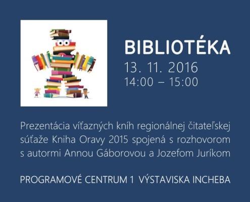 Bibliotéka 2016