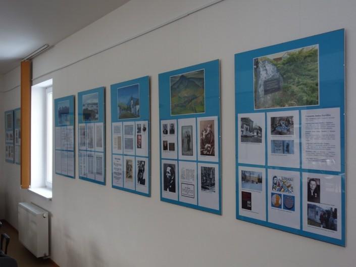 Otvorenie výstavy Janko Matúška