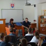 Stretnutie s Ľubošom Bohunickým