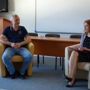 Stretnutie s Norom Ölveckým