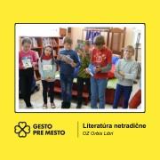 Projekt Literatúra netradične
