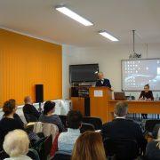 Seminár Židia na dolnej Orave a v Kubíne