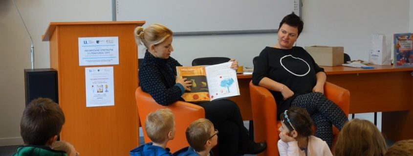 Stretnutie s Katarínou Kosánovou a Natašou Štefunkovou