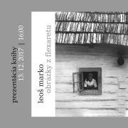 Prezentácia knihy Leoš Marko : Obrázky z Flexaretu