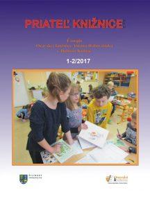 Priateľ knižnice 1-2/2017