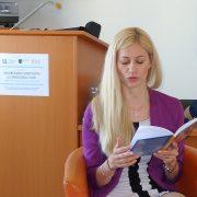 Stretnutie s Kristínou Baluchovou