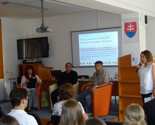 Dni ruskej literatúry v ŽSK