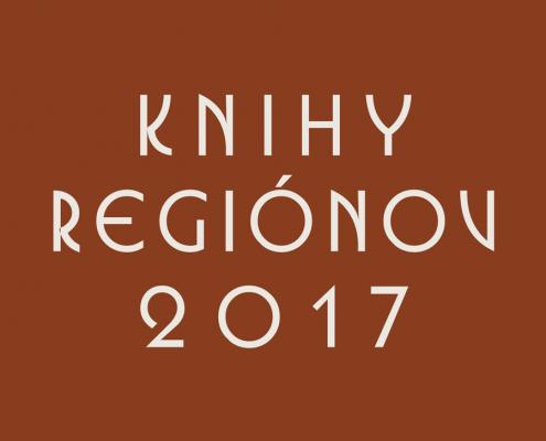 Výstava Knihy regiónov 2017