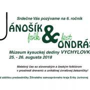 Jánošík & Ondráš Folk Fest 2018
