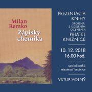Prezentácia knihy Milana Remka