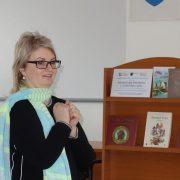 Stretnutie so Zuzanou Jesenskou-Kubicovou