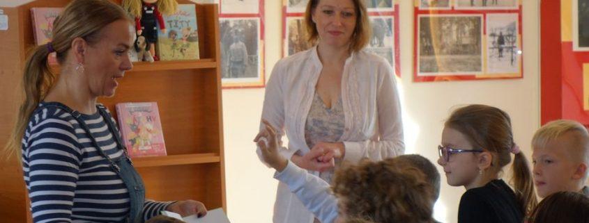 Stretnutie s Petrou Nagyovou Džerengovou