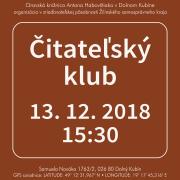 Čitateľský klub